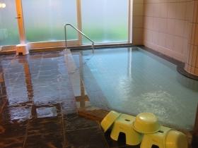 『利尻マリンホテル』浴場 湯船