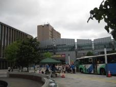 JR帯広駅前
