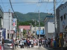 厚田神社祭