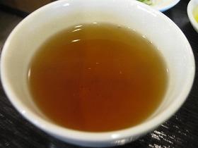 手打ちそば 東家卯門/お茶