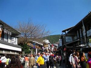 京都 清水通り