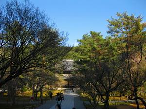 京都 南禅寺 境内