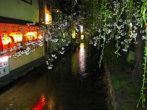 京都 高瀬川