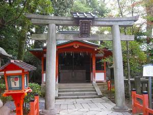 京都 八坂神社(太田社)
