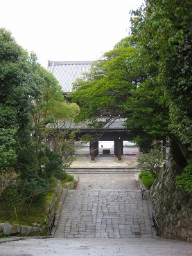 京都 知恩院/男坂