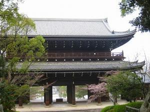 京都 知恩院/三門