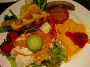 京都ロイヤルホテル&スパの朝食