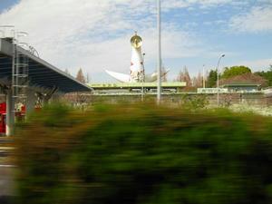 大阪 平和の塔