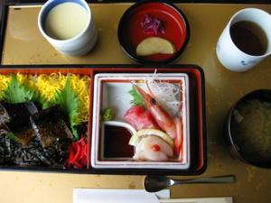 小樽 貴賓館の和風レストラン/にしんお重