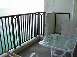 四国旅行イ/鳴門温泉『ルネッサンスリゾートナルト』客室 バルコニー