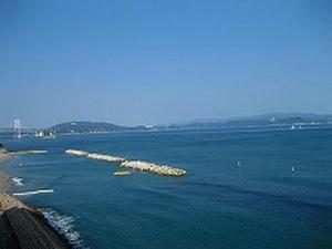四国旅行イ/鳴門温泉『ルネッサンスリゾートナルト』客室からの眺め
