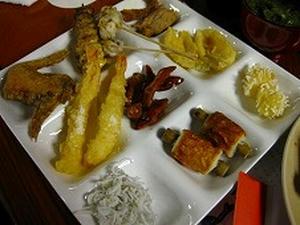 四国旅行/鳴門温泉『ルネッサンスリゾートナルト』夕食バイキング