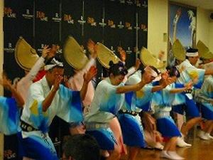 四国旅行/鳴門温泉『ルネッサンスリゾートナルト』阿波踊り体験