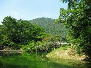 四国旅行/栗林公園