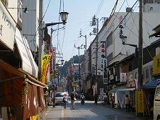 四国旅行/こんぴら商店街