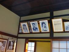 四国旅行/道後温泉本館・館内・坊ちゃんの間
