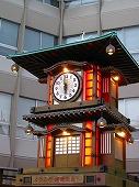 四国旅行/道後温泉 からくり時計