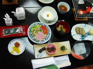 四国旅行/道後温泉『道後グランドホテル』朝食