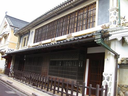 四国旅行/内子/八日市護国重要伝統的建造物群保存地区