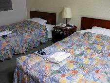 四国旅行/高知よさこい温泉『土佐ロイヤルホテル』客室