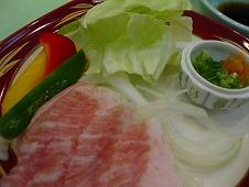 四国旅行/高知よさこい温泉『土佐ロイヤルホテル』夕食