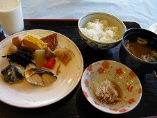四国旅行/高知よさこい温泉『土佐ロイヤルホテル』朝食 和洋バイキング