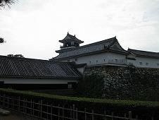 四国旅行/高知城