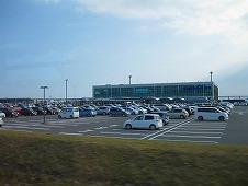 四国旅行/徳島阿波おどり空港