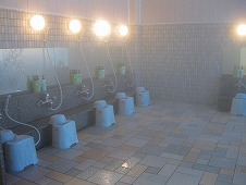 広島県/天然温泉うら湯 旅館浦島 大浴場