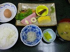 広島県尾道/天然温泉うら湯 旅館浦島 朝食