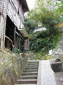 広島観光/広島県尾道/猫の細道