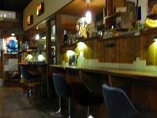 広島観光/広島県尾道/あくびカフェー 店内