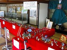 広島観光/広島県 鞆の浦/福禅寺 朝鮮通信使行列人形の展示