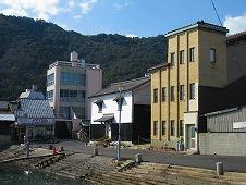 広島県 鞆の浦/銀行