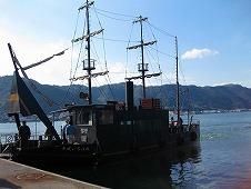 広島観光/広島県 鞆の浦/市営渡船