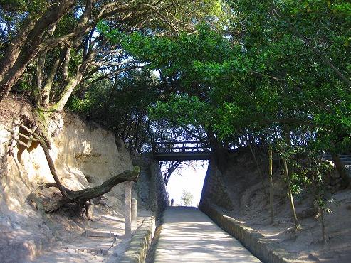 広島観光/広島県 鞆の浦/仙酔島 龍神橋