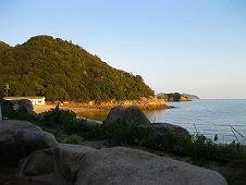 広島県 鞆の浦/仙酔島 江戸風呂体験!歳時記風呂からの眺め