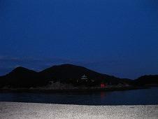 広島県 夜の鞆の浦