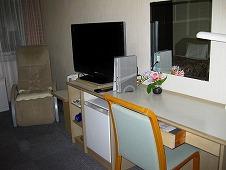 広島県 福山/福山と~ぶホテル(客室)
