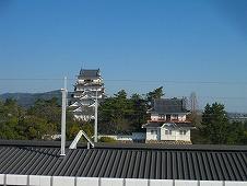 広島県 福山/福山と~ぶホテル(客室)窓の眺め
