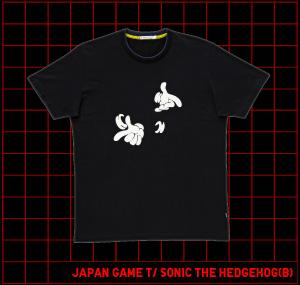 2009年6月8日発売!ソニック×ユニクロTシャツ第二弾