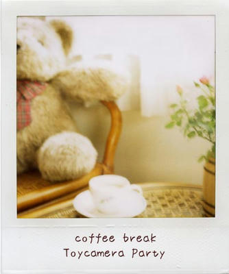 coffee breakの写真