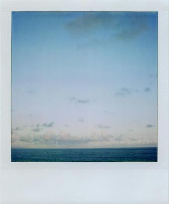 空と海の写真