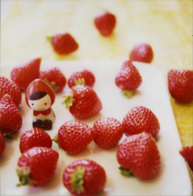 イチゴちゃんの写真