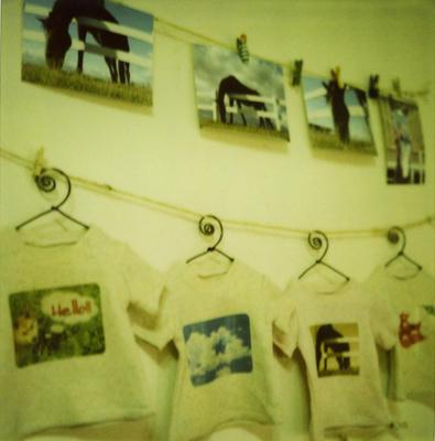 Tシャツの写真