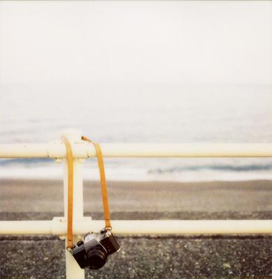 海とカメラの写真