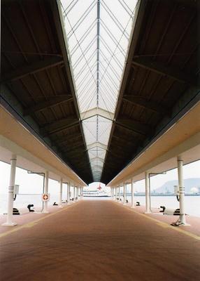 高松港の写真