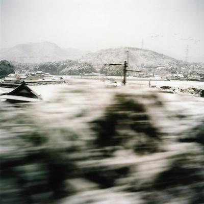 車窓からの写真