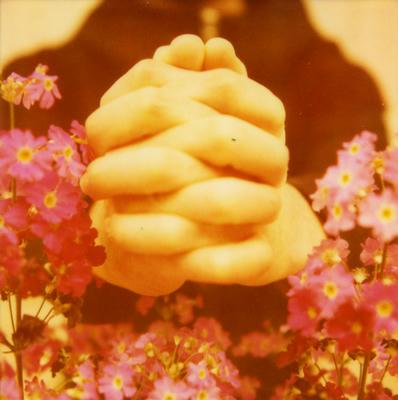 祈りの写真
