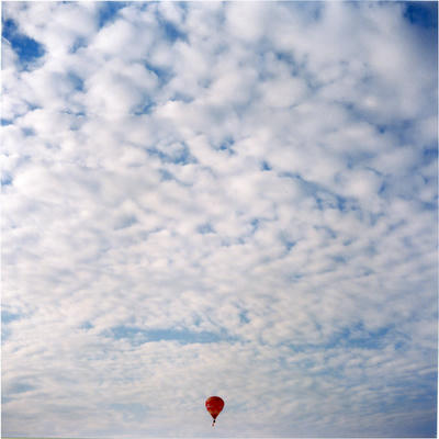 気球の写真